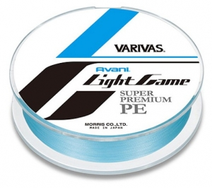 Шнур Varivas NEW Avani Light Game Super Premium PE
